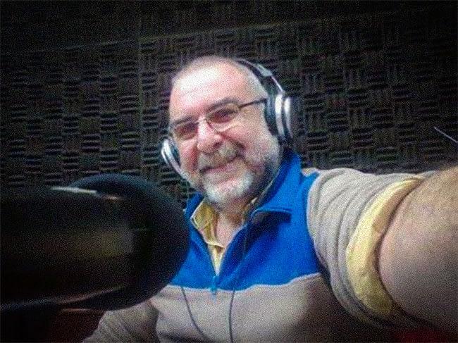 Jorge Daniel Díaz en La Zurda