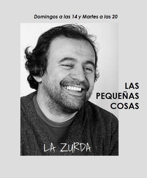 GONZALO PERERA EN LA ZURDA